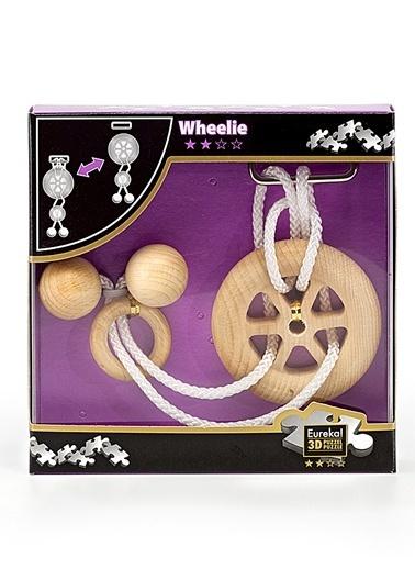 Eureka Eureka Entertainig Puzzle Wheliee Renkli